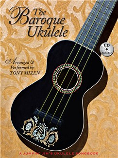 The Baroque Ukulele Books and CDs | Ukulele