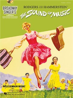Broadway Singer's Edition: The Sound Of Music Livre | Chant et Piano