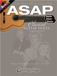 ASAP Classical Guitar Duets Books and CDs | Classical Guitar, Guitar Tab