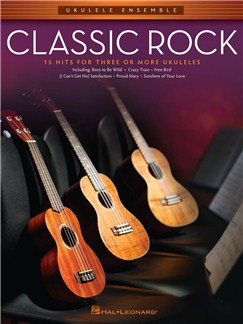 Ukulele Ensemble: Classic Rock Books | Ukulele, Ensemble