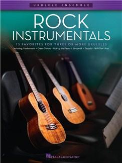 Ukulele Ensemble: Rock Instrumentals Books | Ukulele, Ensemble