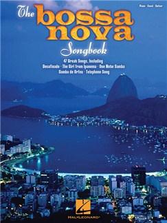 The Bossa Nova Songbook (PVG) Books | Piano, Vocal & Guitar