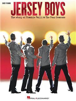 Jersey Boys - The Story Of Frankie Valli & The Four Seasons Books | Piano