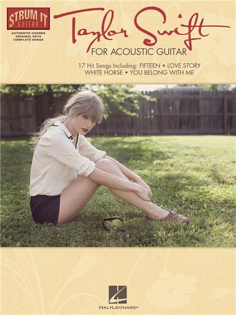 Strum It Guitar: Taylor Swift - Melody Line, Lyrics & Chords Sheet ...