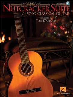Nutcracker Suite: For Solo Classical Guitar Books and CDs | Guitar