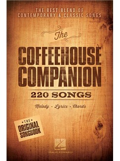 The Coffeehouse Companion: 220 Songs Books | Melody Line, Lyrics & Chords