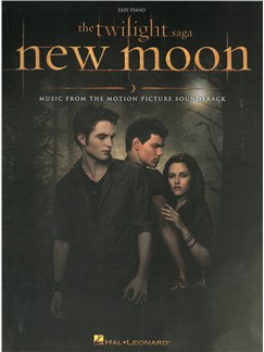 The Twilight Saga - New Moon (Easy Piano) Books | Piano