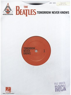 The Beatles: Tomorrow Never Knows - Guitar Recorded Versions Books | Guitar Tab, Guitar