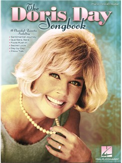 Doris Day: The Doris Day Songbook Books | Piano, Vocal & Guitar