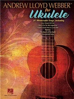 Andrew Lloyd Webber For Ukulele Books | Ukulele