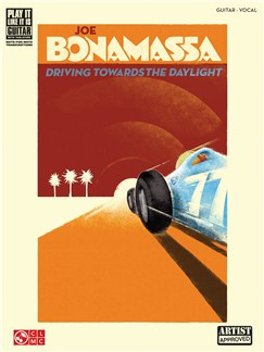 Joe Bonamassa: Driving Towards The Daylight Books | Guitar, Voice