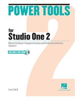 Power Tools For Studio One 2: Volume 2 Books and CD-Roms / DVD-Roms |