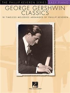 The Phillip Keveren Series: George Gershwin Classics Books | Piano, Easy Piano