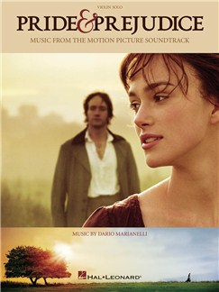 Pride And Prejudice: Music From The Motion Picture Soundtrack - Violin Books | Violin