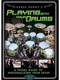 Derek Roddy: Playing With Your Drums DVDs / Videos | Drums