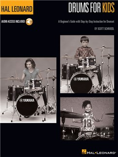 Scott Schroedl: Drums For Kids (Book/Online Audio) Books and Digital Audio | Drums
