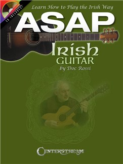 Doc Rossi: ASAP Irish Guitar - Learn How To Play The Irish Way Books and CDs | Guitar Tab
