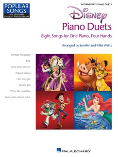 Disney Piano Duets Books | Piano Duet