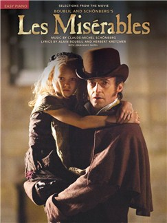 Alain Boublil/Claude-Michel Schönberg: Les Miserables (Selections From The Movie) - Easy Piano Books | Piano