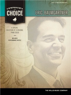 Composer's Choice: Eric Baumgartner Books | Piano
