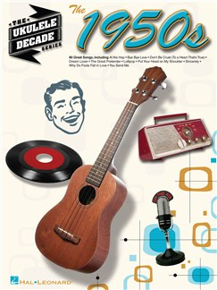 The Ukulele Decade Series: The 1950s Books | Ukulele