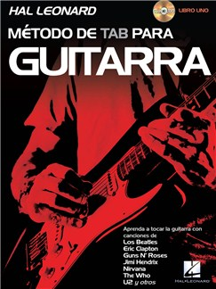Hal Leonard Guitar Tab Method - Book One (Spanish Edition) Books and CDs | Guitar, Guitar Tab