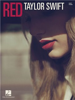 Taylor Swift: Red (Easy Piano) Books | Piano
