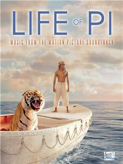 Mychael Danna: The Life Of Pi (Piano Solo) Books | Piano