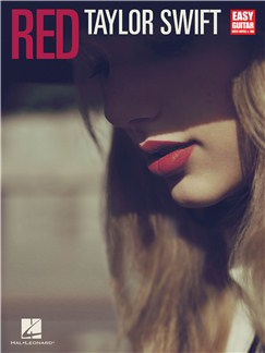 Taylor Swift: Red (Easy Guitar) Books | Guitar, Guitar Tab