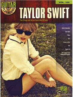 Guitar Play-Along Volume 169: Taylor Swift Books and CDs | Guitar Tab, Guitar