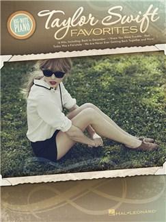 Taylor Swift: Favorites Books | Piano