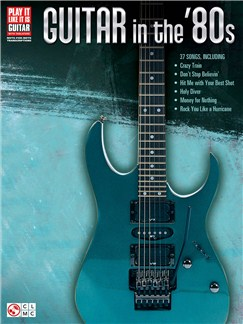 Play It Like It Is: Guitar In The '80s Books | Guitar, Guitar Tab
