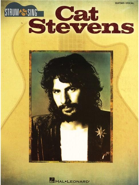 Strum & Sing: Cat Stevens - Lyrics & Chords Sheet Music - Sheet ...