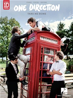 One Direction: Take Me Home (PVG) Livre | Piano, Chant et Guitare