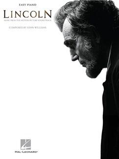 John Williams: Lincoln (Easy Piano) Books | Piano