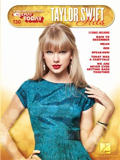 E-Z Play Today Volume 130: Taylor Swift Books | Piano