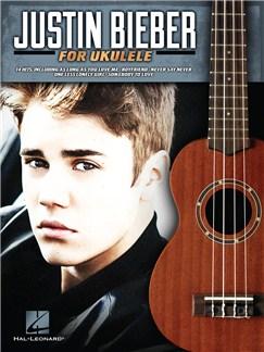 Justin Bieber For Ukulele Books | Ukulele