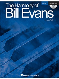 The Harmony Of Bill Evans Books and CDs | Piano