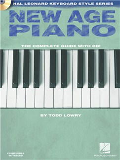 New Age Piano: The Complete Guide With CD Books and CDs | Piano, Keyboard