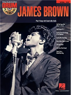 Guitar Play Along Vol. 171: James Brown (Book/CD) Books and CDs | Guitar Tab