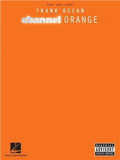 Frank Ocean: Channel Orange (PVG) Books | Piano, Vocal & Guitar
