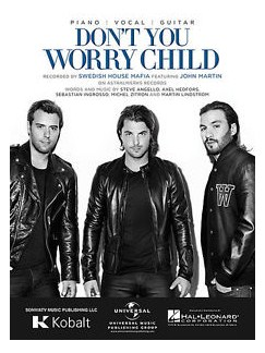 Swedish House Mafia: Don't You Worry Child (PVG) Books | Piano & Vocal (with Chord Symbols), Guitar (with Chord Symbols)
