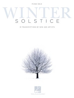 Winter Solstice: 19 Transcriptions By New Age Artists Books | Piano