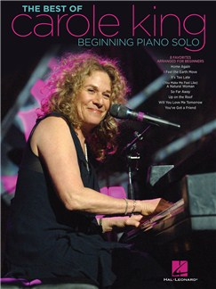 Carole King: The Best Of - Beginning Piano Solo Books | Piano