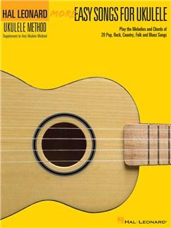 More Easy Songs For Ukulele Books | Ukulele