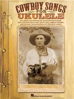 Cowboy Songs For Ukulele Books | Ukulele