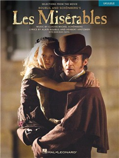 Alain Boublil/Claude-Michel Schönberg: Les Misérables - Selections From The Movie (Ukulele) Books | Ukulele