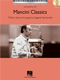 The Eugénie Rocherolle Series: Mancini Classics Books and CDs | Piano, Keyboard