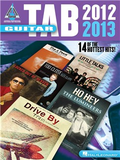 Guitar Tab 2012-2013: Guitar Recorded Versions Books | Guitar, Guitar Tab