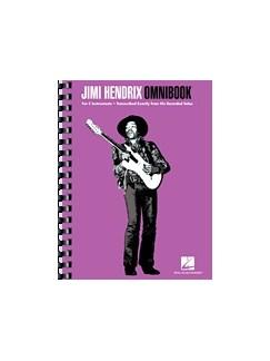 Jimi Hendrix Omnibook Books | C Instruments